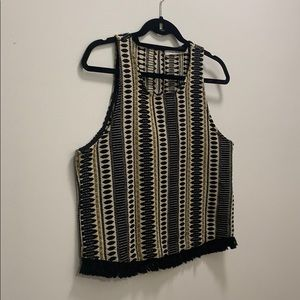 Bishop + Young woven tank!
